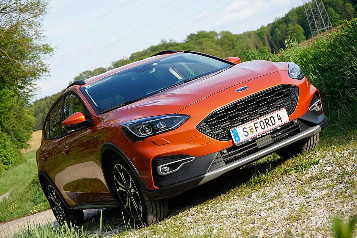 Ford Focus Active Komm Mit Ins Abenteuerland Stadtlandzeitung