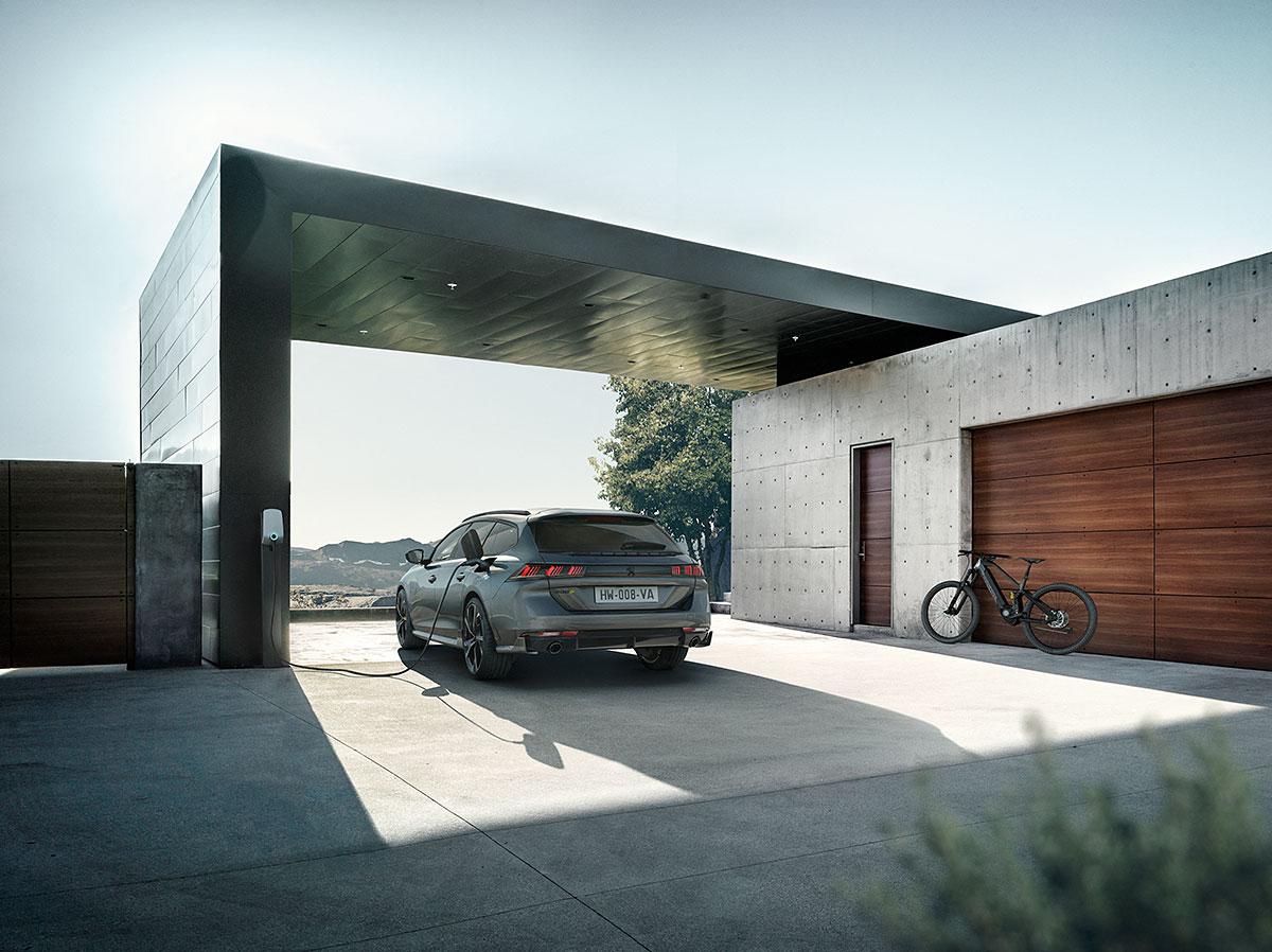 Neu - Peugeot 508: Auch als Sport-Plug-in - Vorstellung
