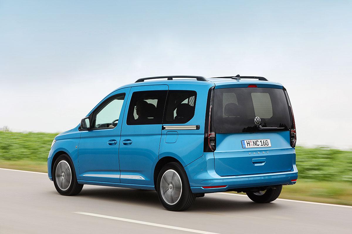 Der neue VW Caddy | stadtlandzeitung